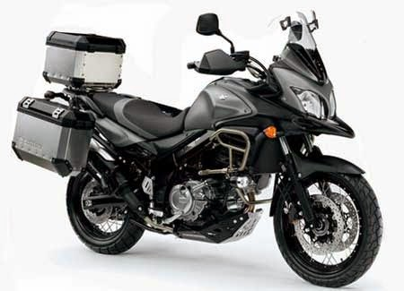 harga Suzuki V-Strom 650 XT