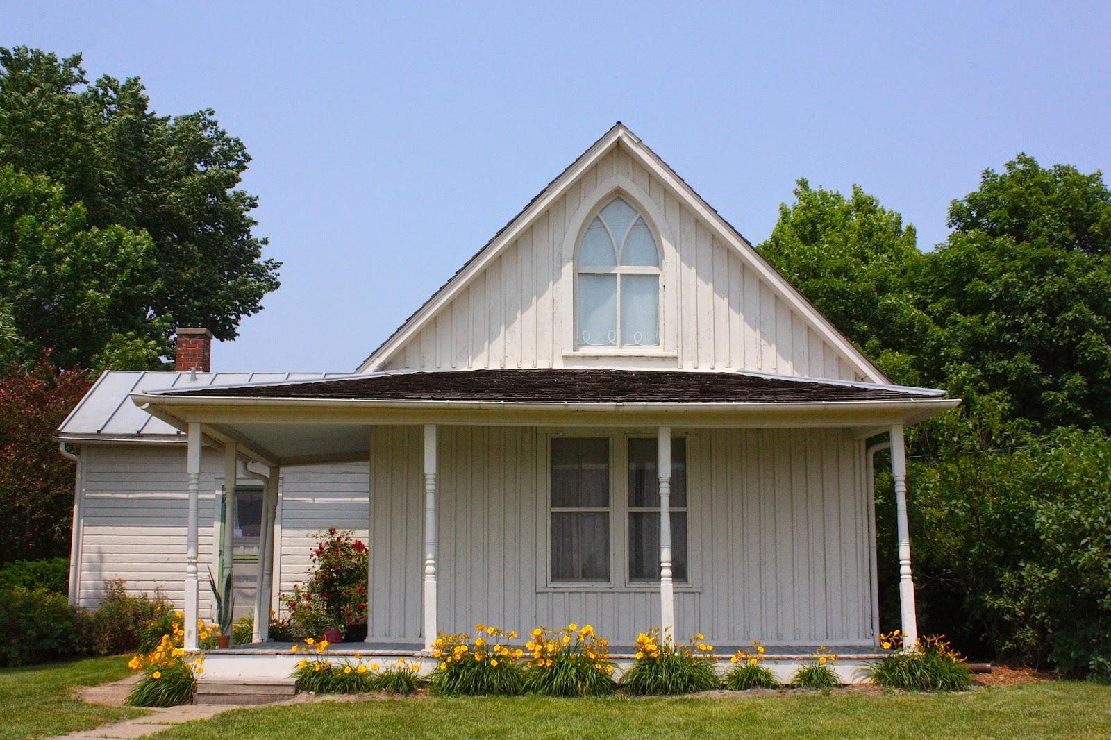 The House In Eldon