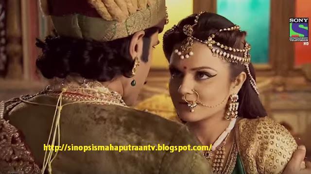 Sinopsis Mahaputra Episode 123