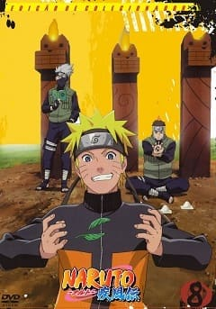 Naruto Shippuden - 8ª Temporada Desenhos Torrent Download capa