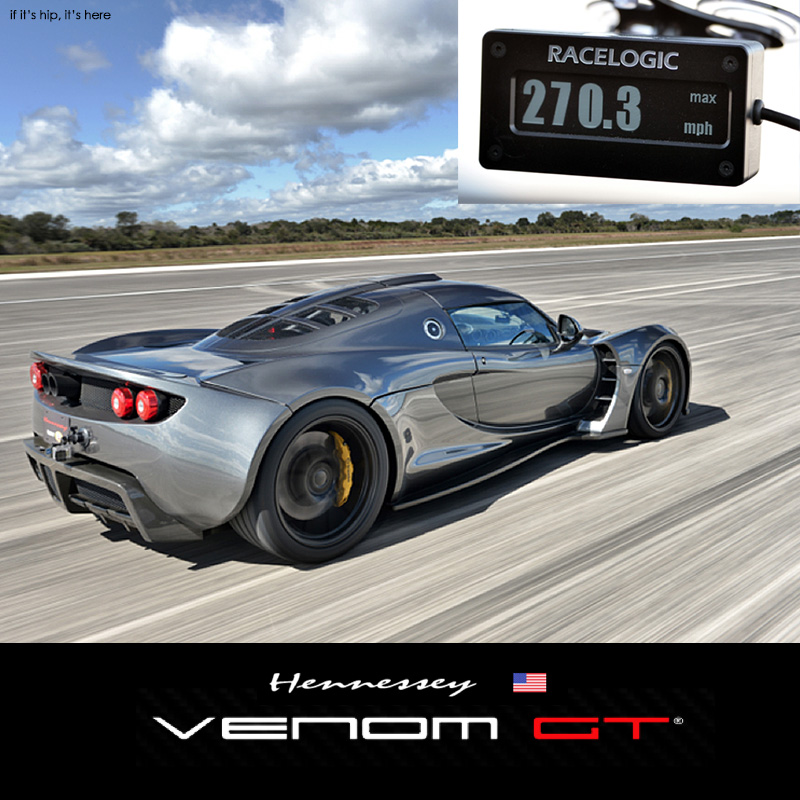 If It\'s Hip, It\'s Here (Archives): The Hennessey Venom GT Nabs The ...