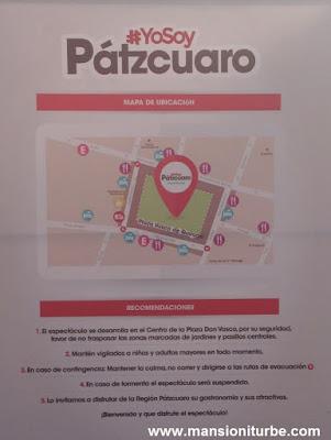 Mapa de Ubicación de Yo Soy Pátzcuaro
