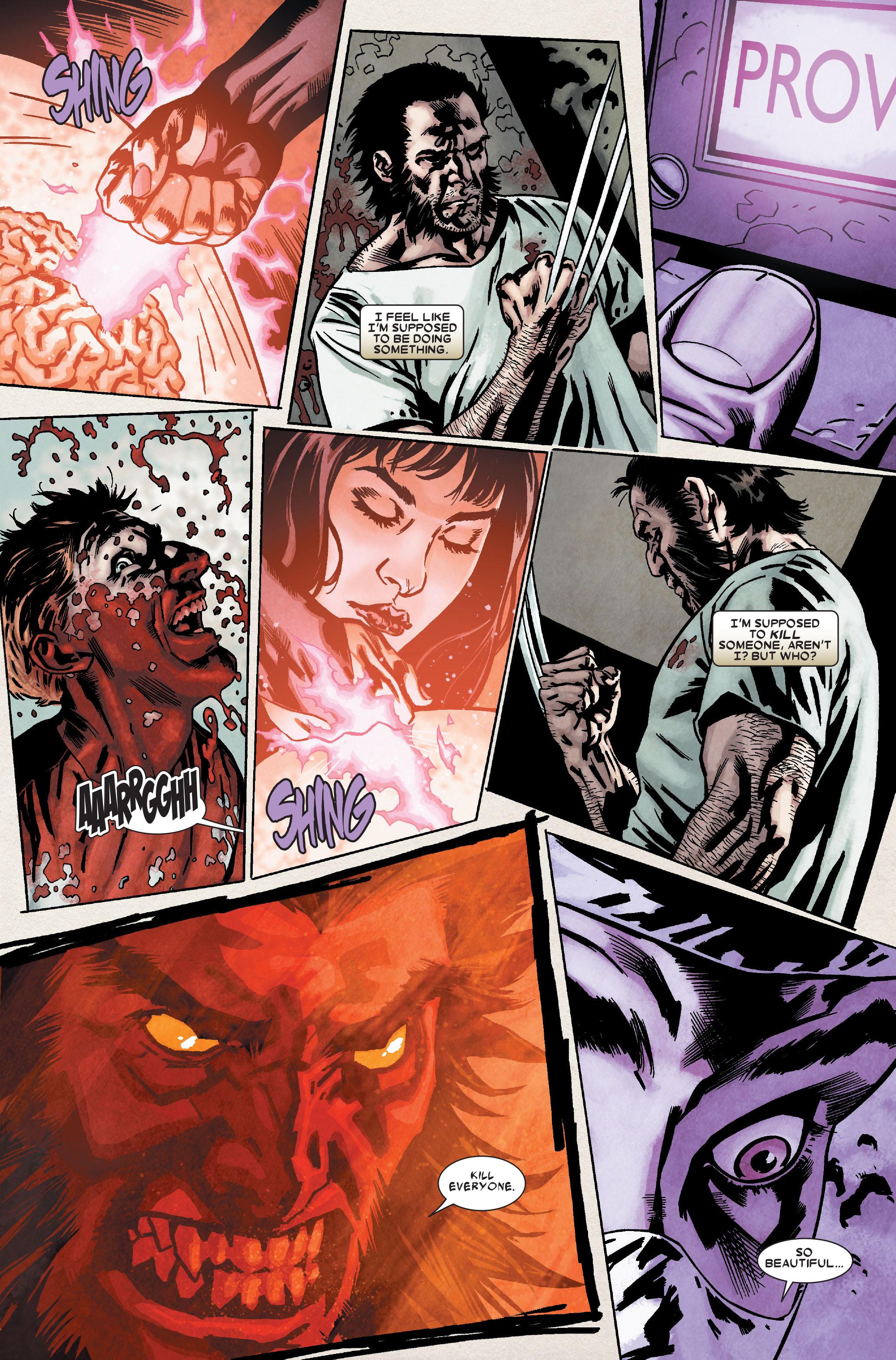Wolverine: Weapon X #9 #8 - English 10
