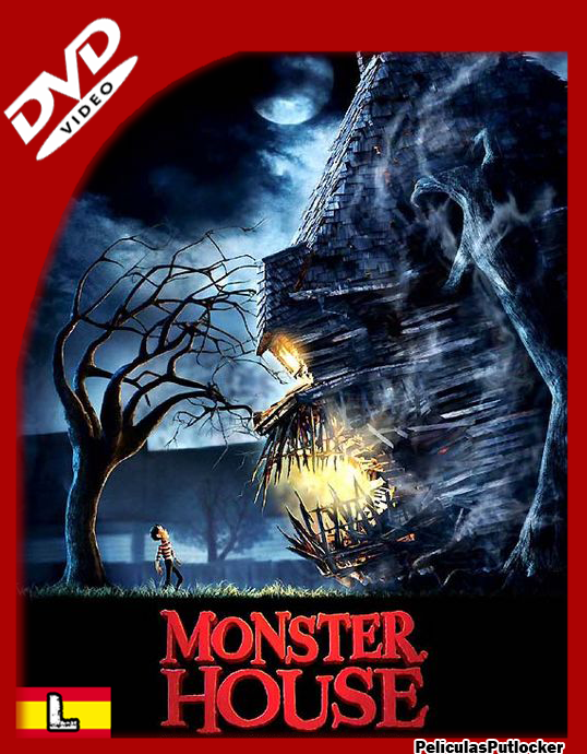 Monster House [DVDRip][Latino][MG-FD-4S]