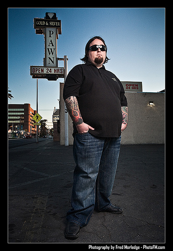 Chumlee may stand alone at times, but he will never be alone in life.