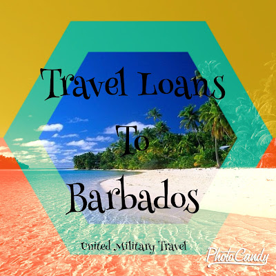 united military travel, barbados, travel loans to barbados