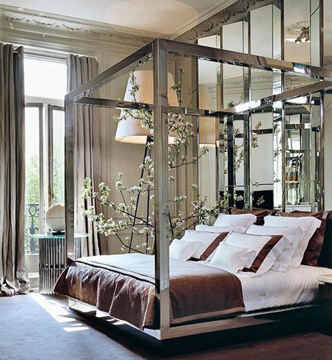 New Home Designs Latest October 2011: New Home Interior Design: Chic Paris Apartments