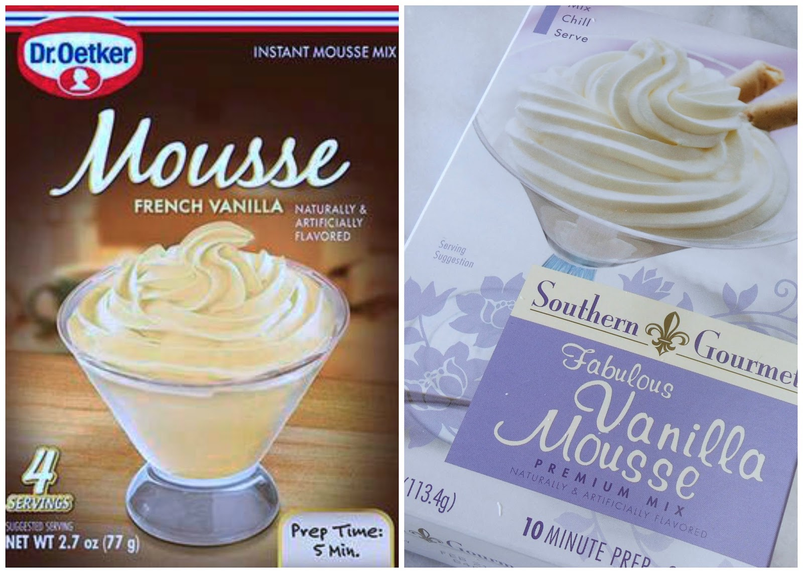 dr oetker chocolate pudding instructions
