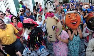 Velando Menores en Fiestas de la Sanse en san juan puerto rico