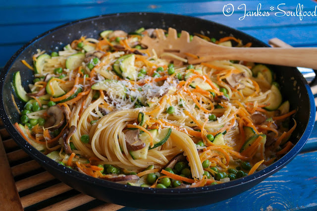 One Pot Pasta - Jankes*Soulfood