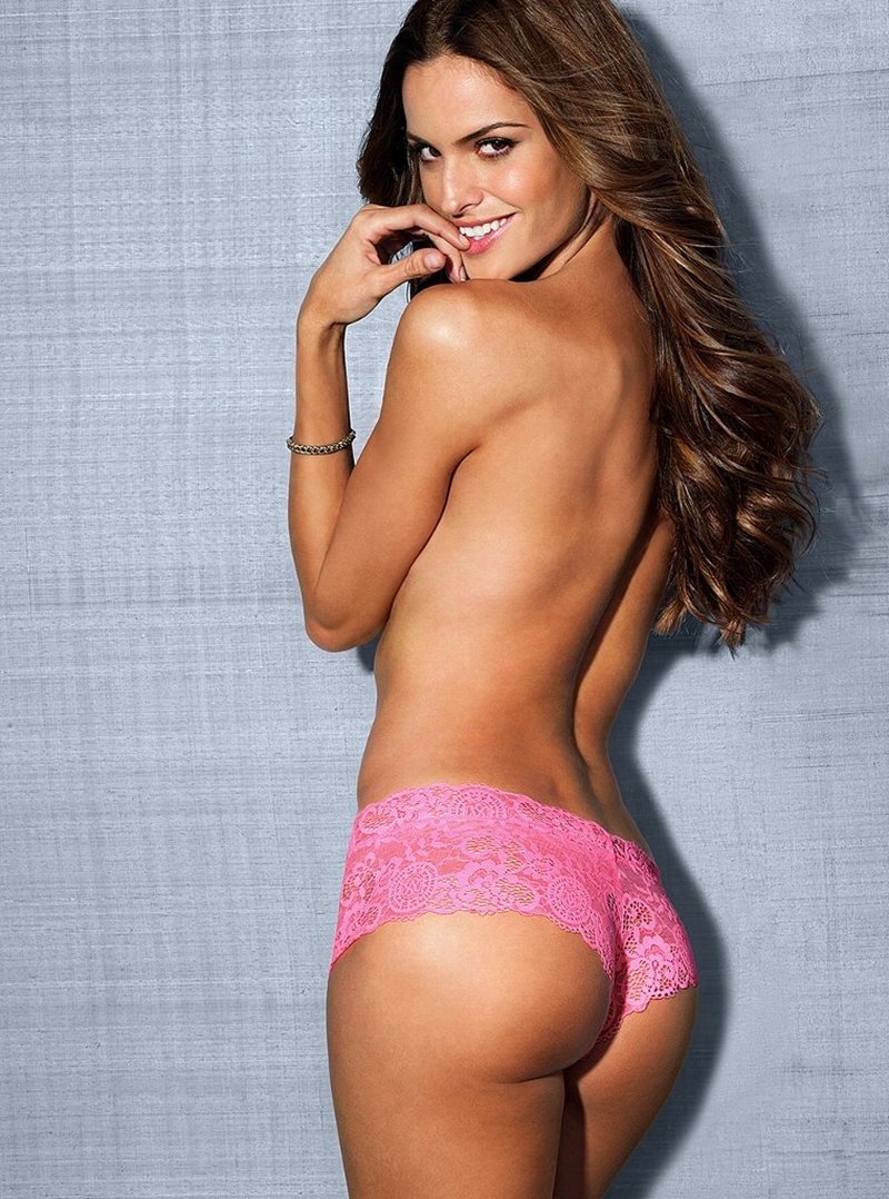 VICTORIA'S SECRET LINGERIE, JANUARY 2013 COLLECTION | IZABEL GOULART