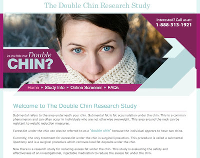 Do You Have a Double Chin? - Tempe AZ (Clinical Trial 2788)