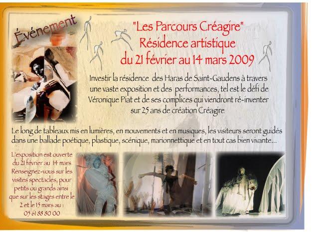 Résidence aux haras de St- Gaudens