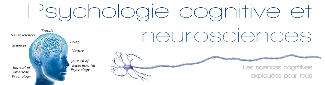 Psychologie cognitive et Neurosciences