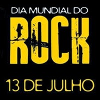 O dia mundial do Rock