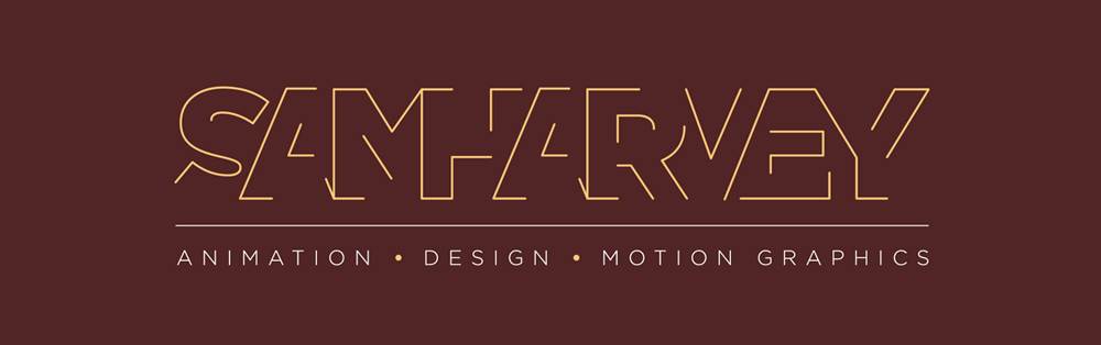 Sam Harvey - Creative Design