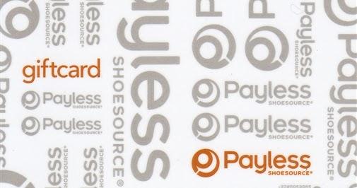 Payless Shoe Source Gift Card Balance Check
