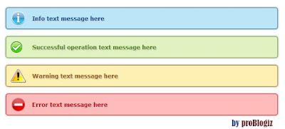 Box Message Keren