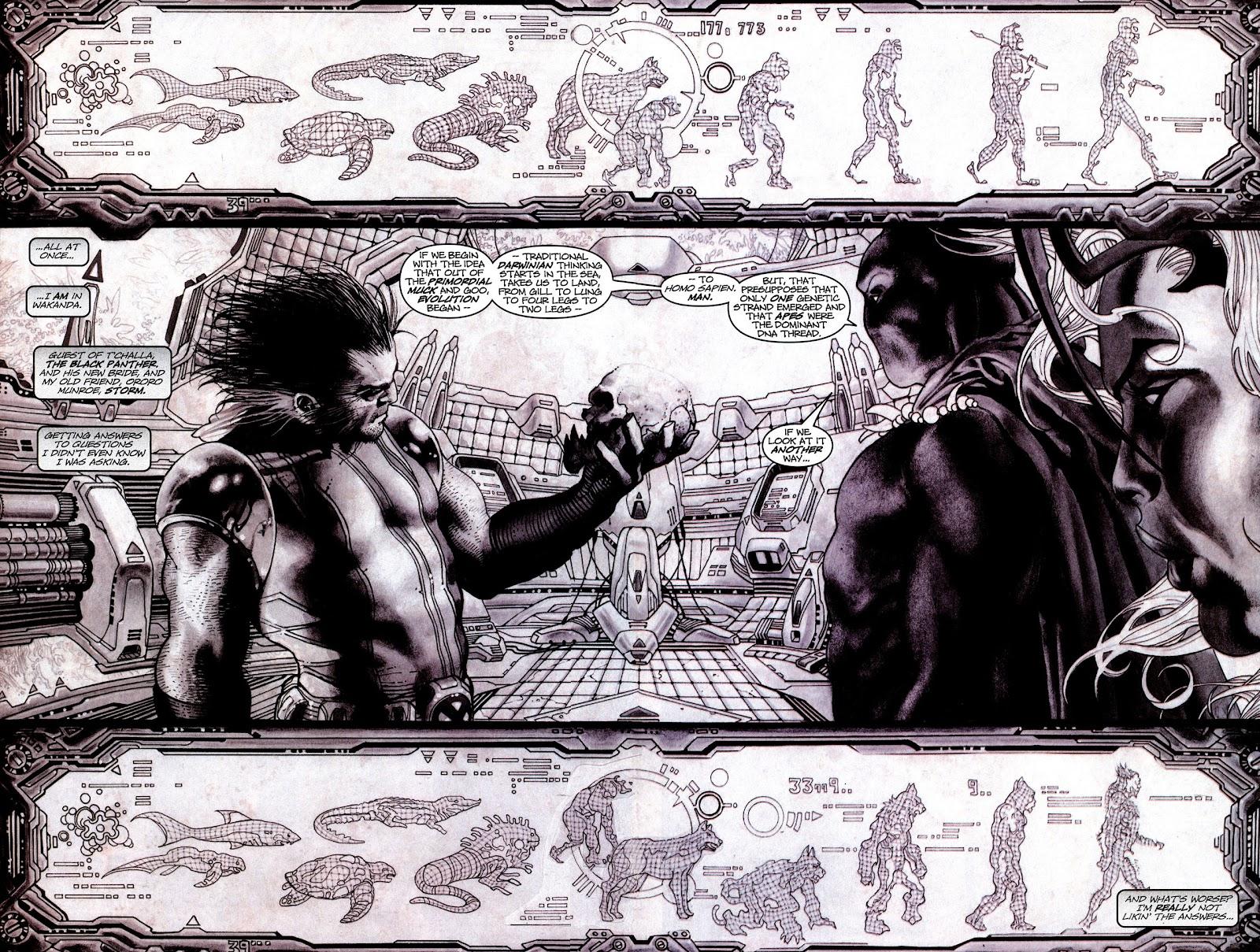 Read online Wolverine (2003) comic -  Issue #53 - 6