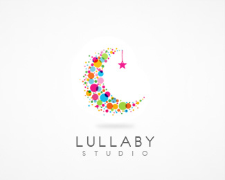 Lullaby Images Logo Design