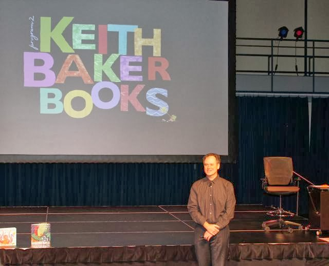Keith Baker LMNO PEAS via www.happybirthdayauthor.com