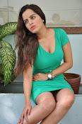 Meghana Patel latest sizzling pics-thumbnail-20