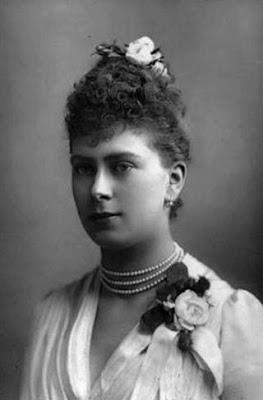 La princesse Mary de Teck 1867-1953