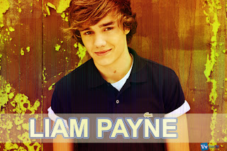 Liam Payne Smiling HD Wallpaper