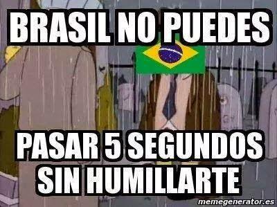 Los Mejores Memes del Brasil - Holanda, Mundial Brasil 2014