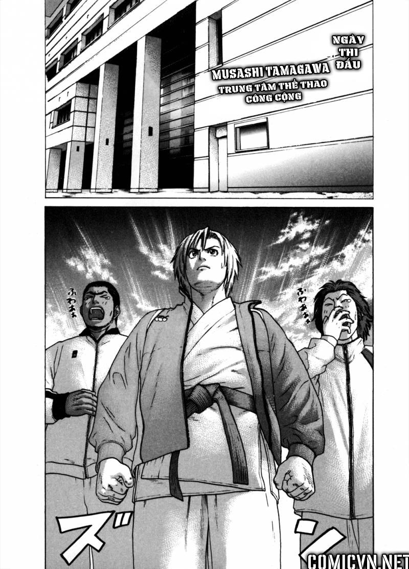 Karate Shoukoushi Kohinata Minoru chap 75 Trang 15