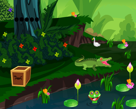 Juegos de Escape Rabbit In Hobbit House Escape