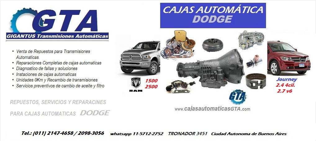 Caja Automática Dodge