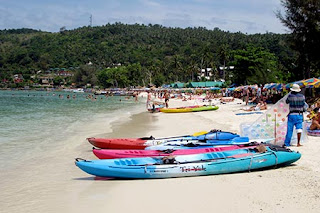Ko Phi Phi Dong and Ko Phi Phi Lee from Phuket pict
