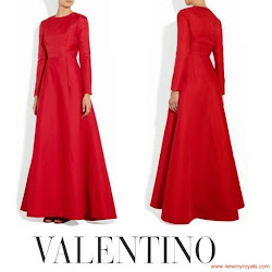 Queen Maxima Style - VALENTINO Dress