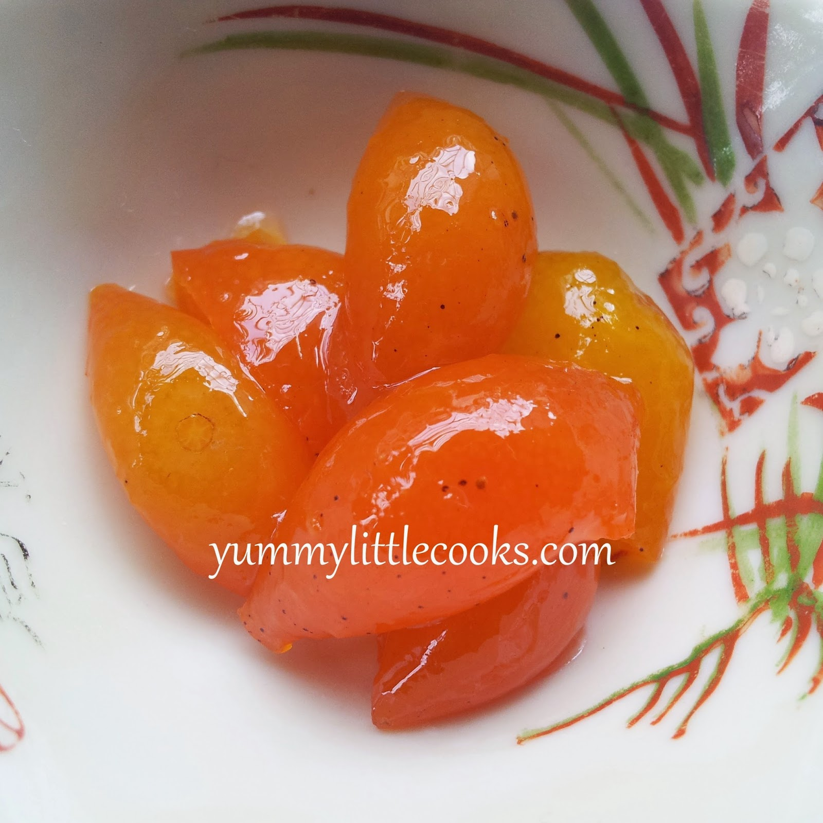 preserves kumquat