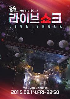 Sinopsis Live Shock