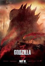 Godzilla 2014 Latino