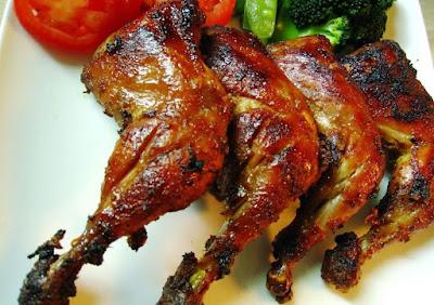 Resep Membuat Ayam Bakar Kalasan Asli