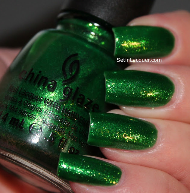 China Glaze Cirque Du Soleil Worlds Away - Going in Circles