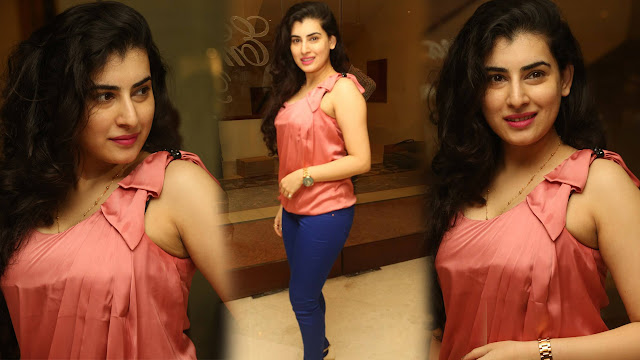 Actress Archana[Veda] Latest HD images