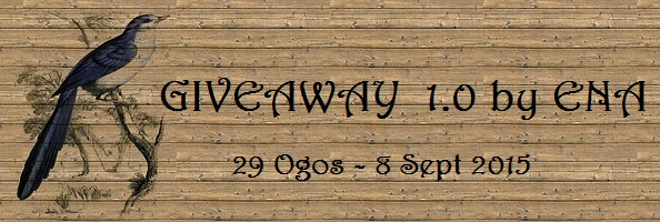 Giveaway 1.0 by ENA
