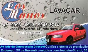 LOS MANOS LAVACAR