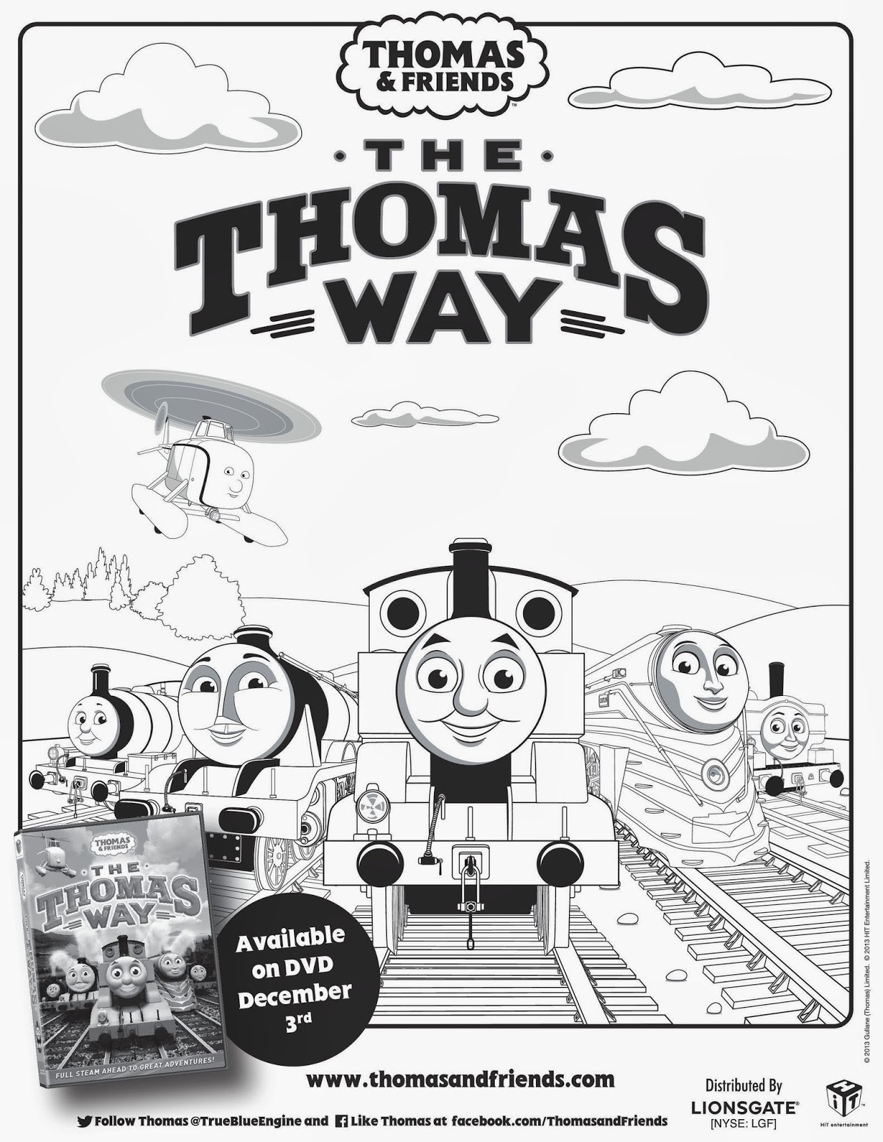 Java John Z s Thomas & Friends The Thomas Way Review & Giveaway