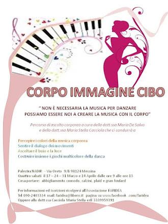 CORPO IMMAGINE CIBO