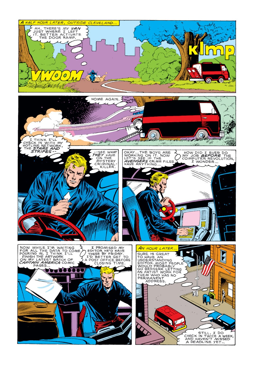 Captain America (1968) Issue #319 #247 - English 8