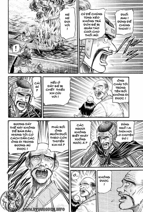 Chú bé rồng-Ryuuroden chap 37 Trang 15 - Mangak.info