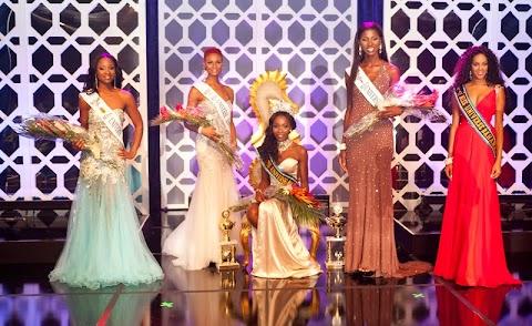 Miss Universe Bahamas 2014