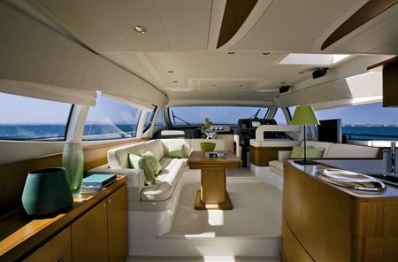Cool Running: Ferretti 510 Yacht