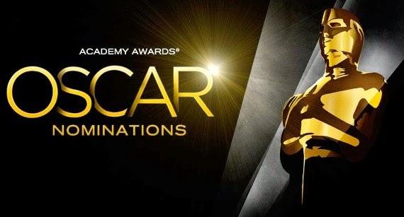 Confira a lista de indicados ao Oscar 2015