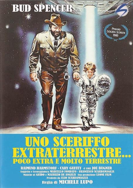 Bud Spencer Uno sceriffo Extraterrestre